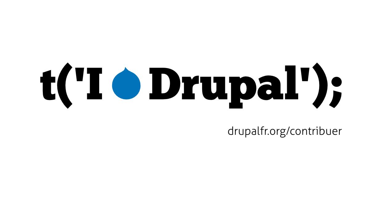 Traduire son ô pour Drupal !